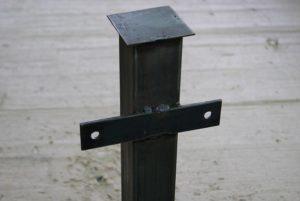 столбы для забора Киев
